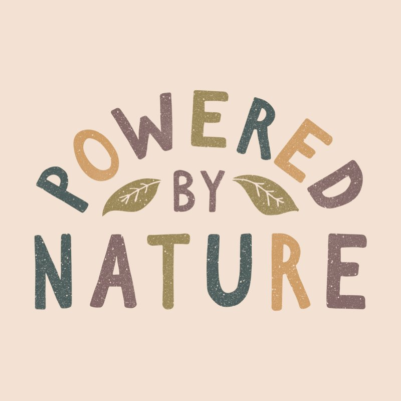 Powered by Nature Kids Baby Longsleeve Bodysuit by cabinsupplyco's Artist Shop