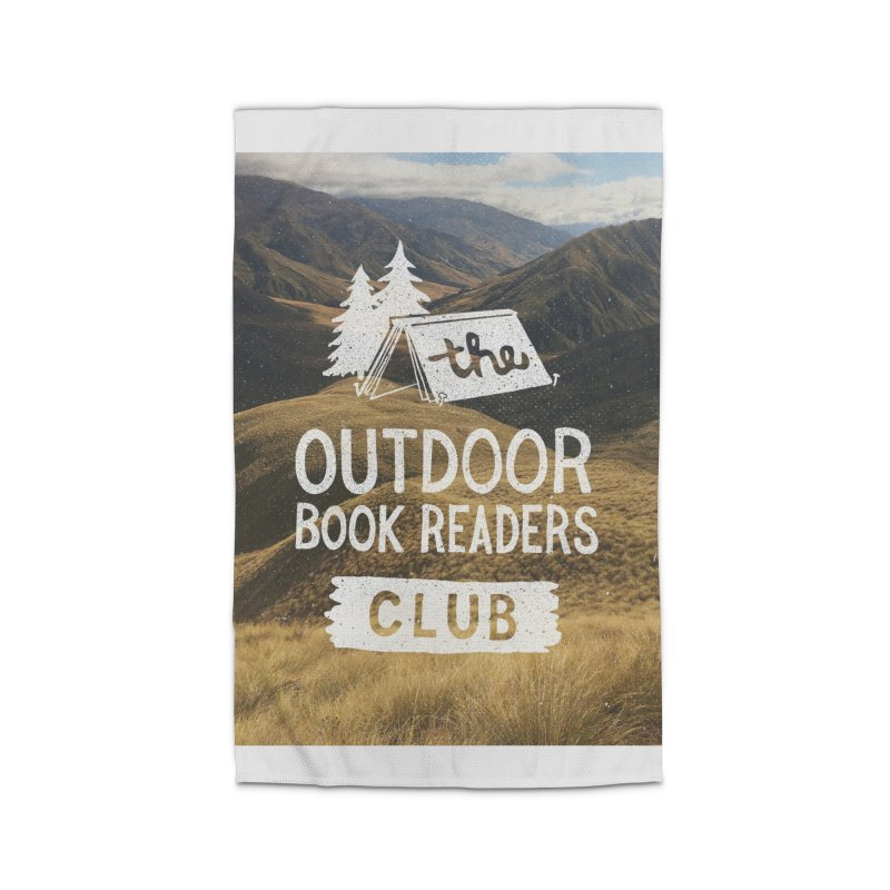 The Outdoor Book Readers Club Home Rug by cabinsupplyco's Artist Shop