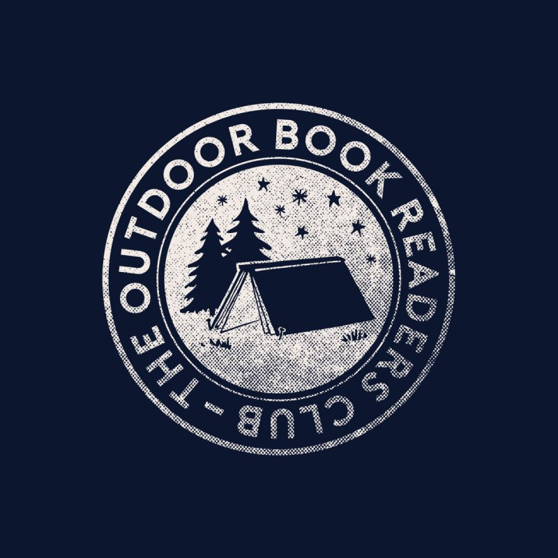 The Outdoor Book Readers Club Kids Baby Zip-Up Hoody by cabinsupplyco's Artist Shop