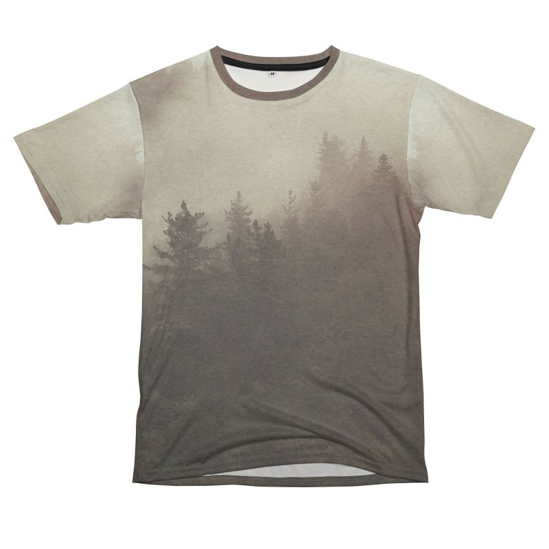 Go Wild Men's French Terry T-Shirt Cut & Sew by cabinsupplyco's Artist Shop