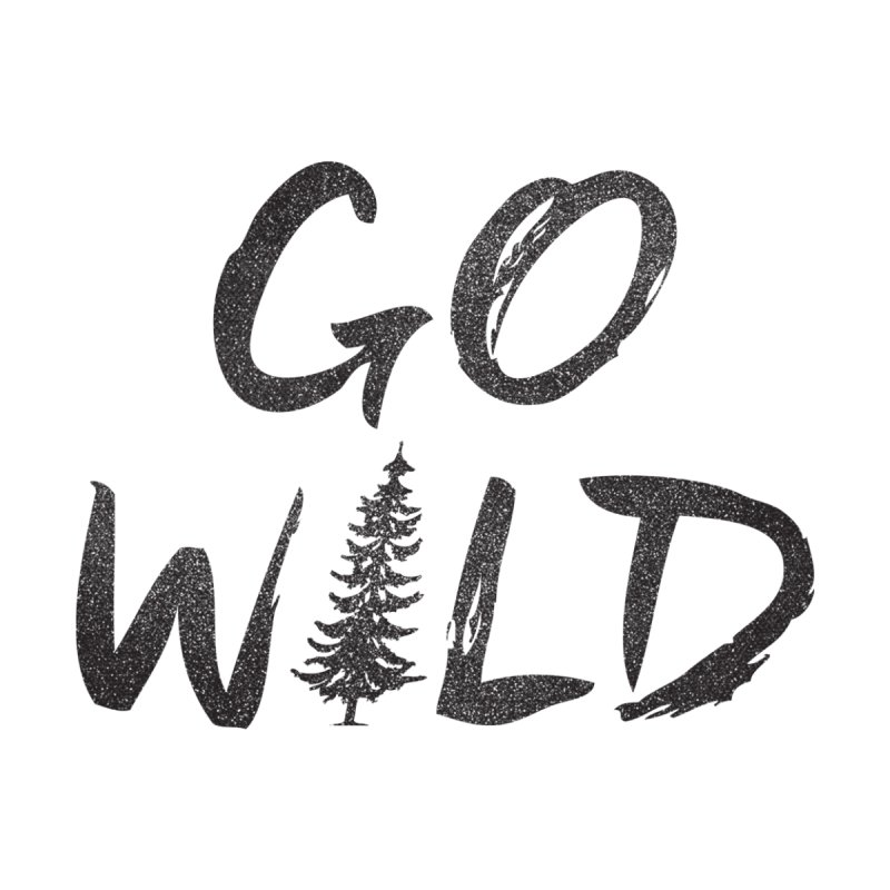 Go Wild Men's All Over Print by cabinsupplyco's Artist Shop