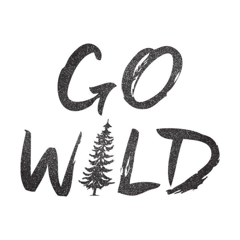 Go Wild Men's Cut & Sew by cabinsupplyco's Artist Shop