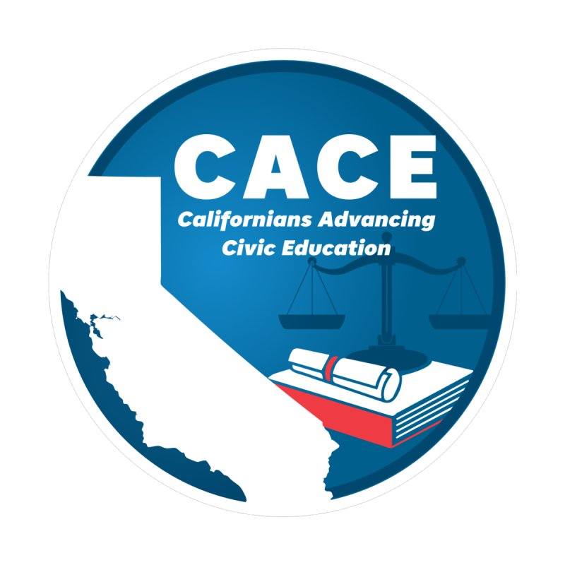 CACE Circle Logo by CACE Merch
