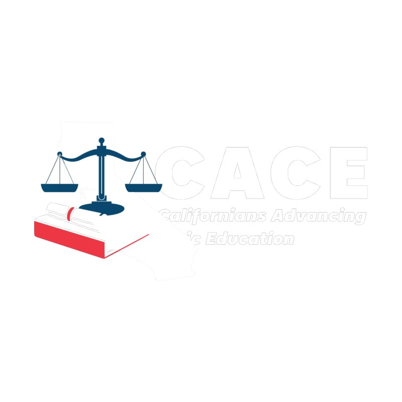 CACE Horizontal Logo by CACE Merch