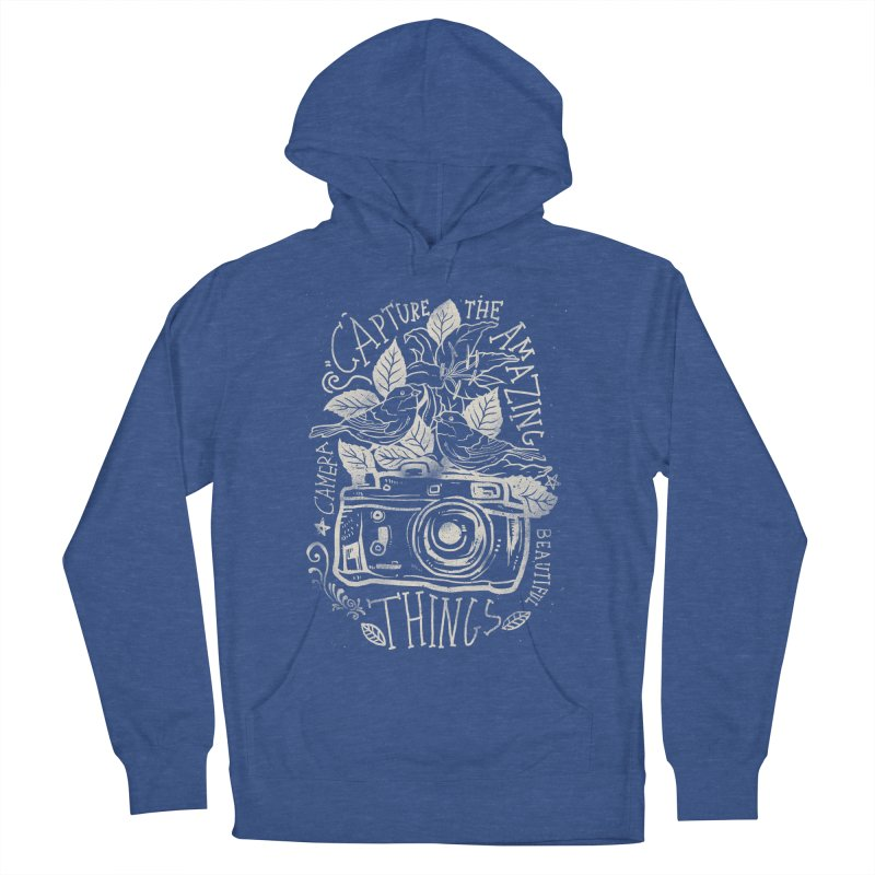 Capture the Amazing Things Women's Pullover Hoody by cadzart's Artist Shop