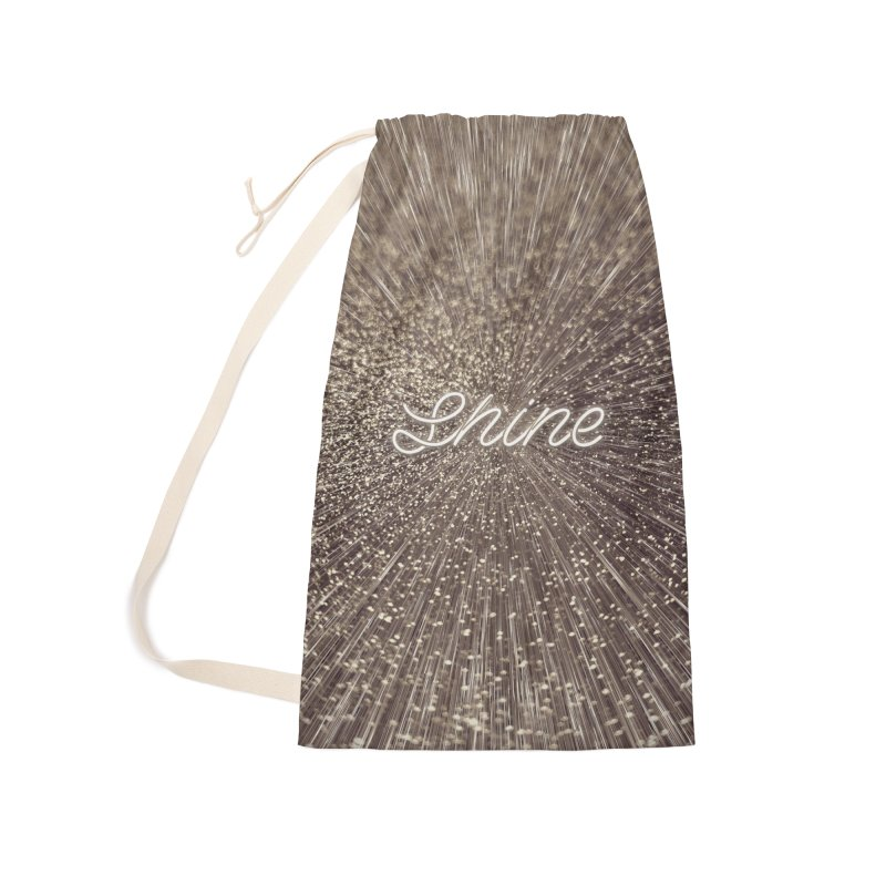 Shine Accessories Laundry Bag Bag by cafelab