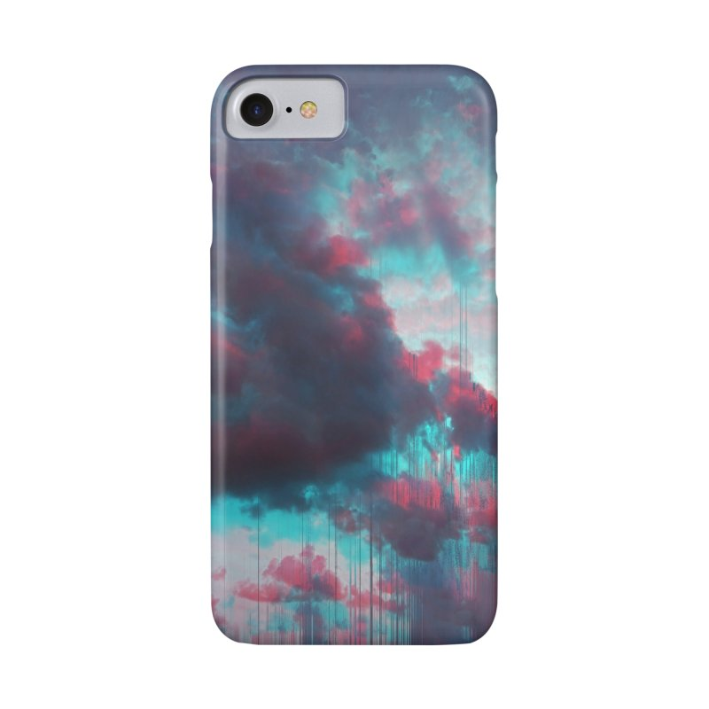 Rainy Day Accessories Phone Case by cafelab