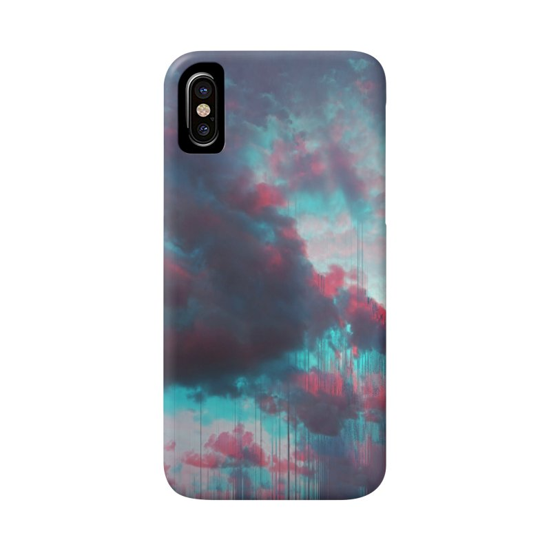Rainy Day Accessories Phone Case by cafelab's Artist Shop