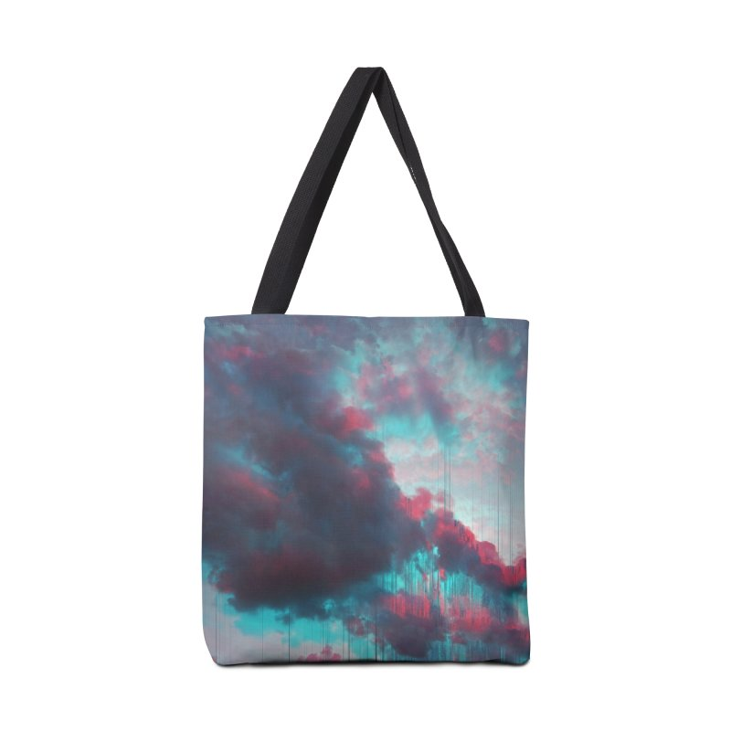 Rainy Day Accessories Bag by cafelab