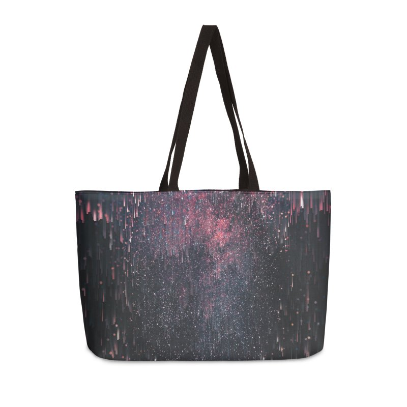 Stars Juice Accessories Weekender Bag Bag by cafelab