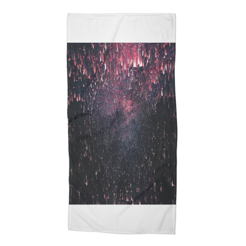 Stars Juice Accessories Beach Towel by cafelab