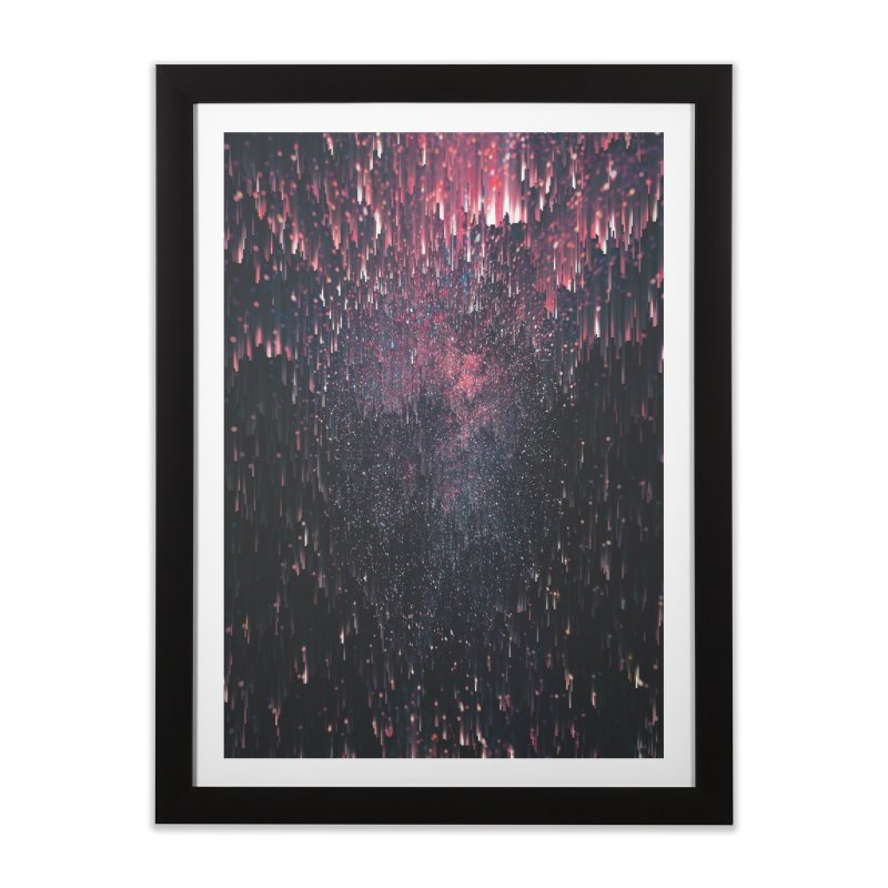 Stars Juice Home Framed Fine Art Print by cafelab
