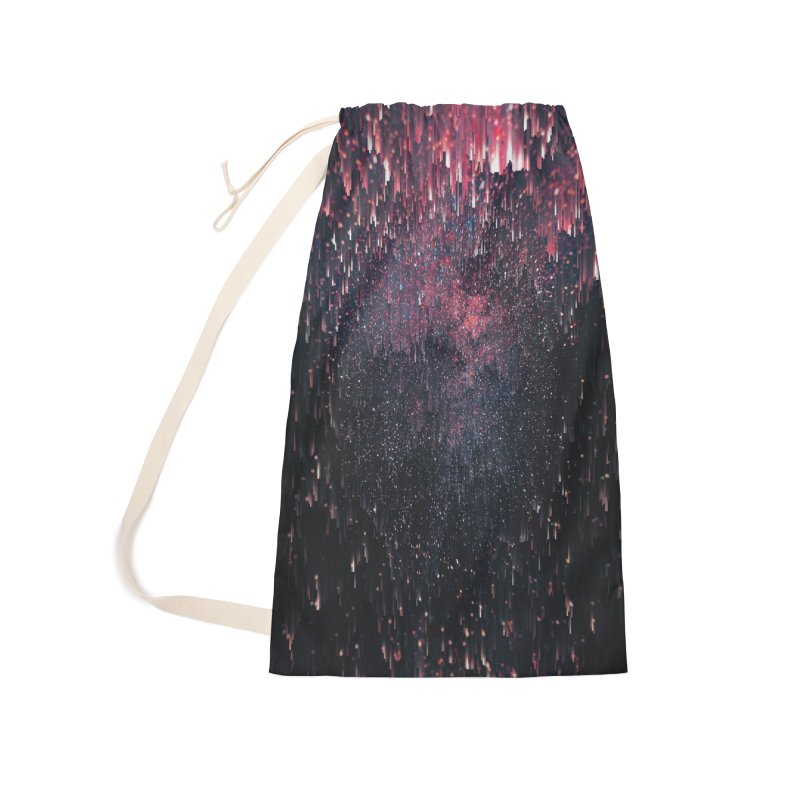 Stars Juice Accessories Laundry Bag Bag by cafelab