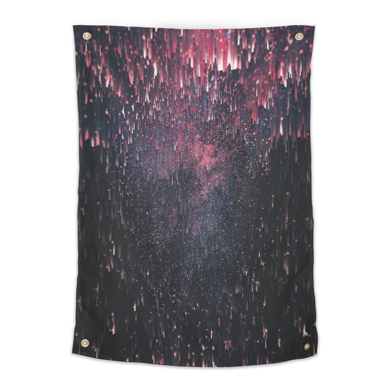 Stars Juice Home Tapestry by cafelab