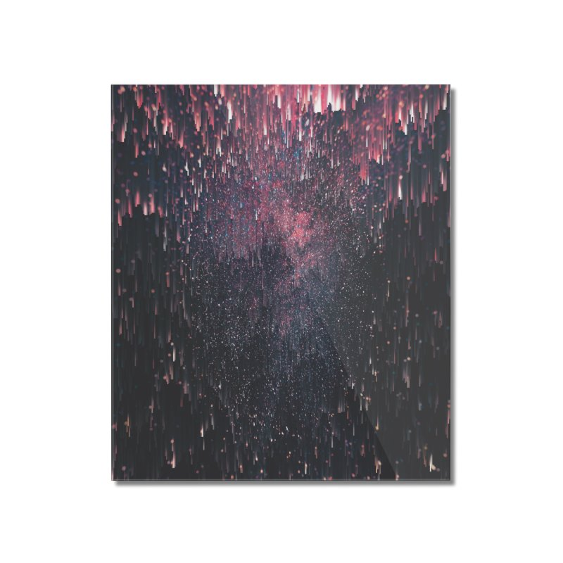 Stars Juice Home Mounted Acrylic Print by cafelab's Artist Shop