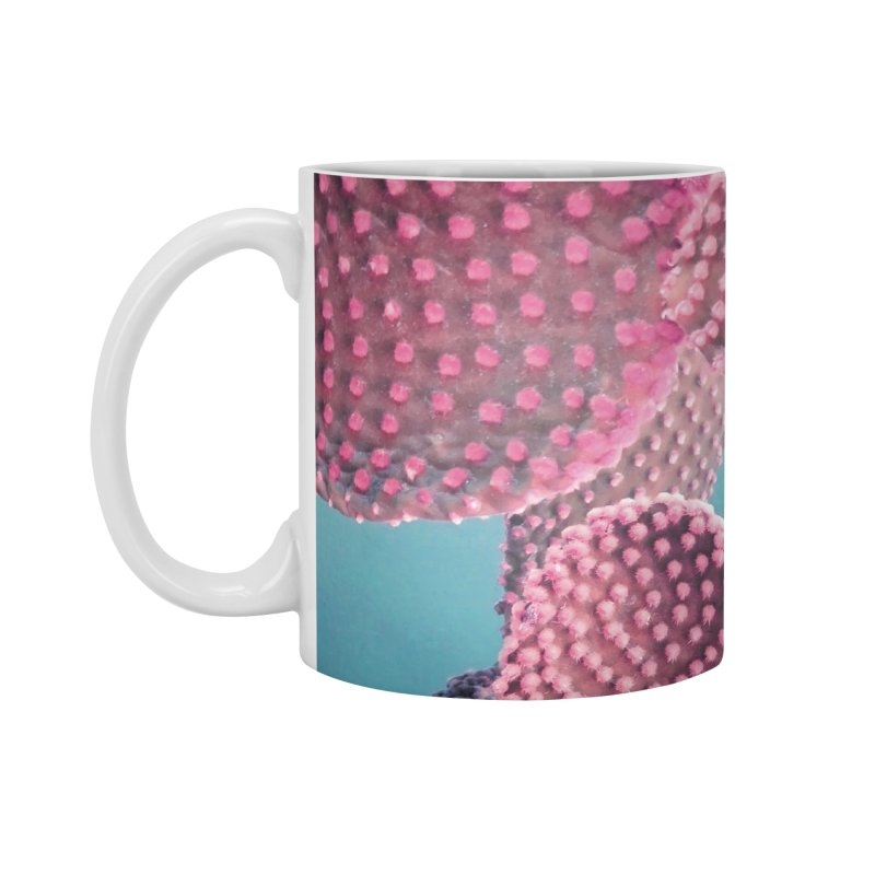 Candy Cactus Accessories Mug by cafelab