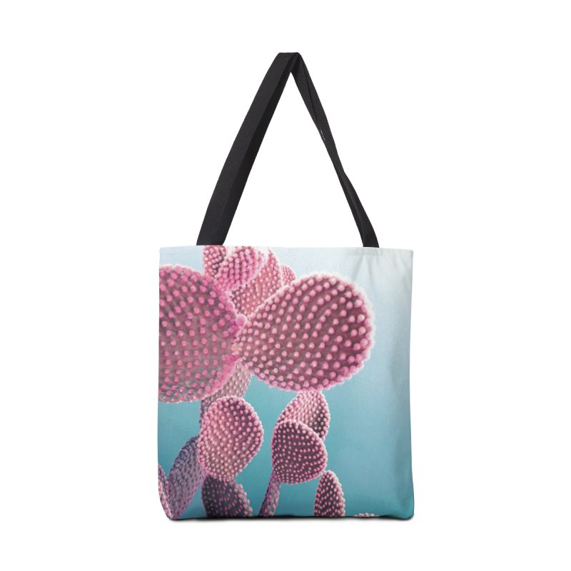 Candy Cactus Accessories Tote Bag Bag by cafelab