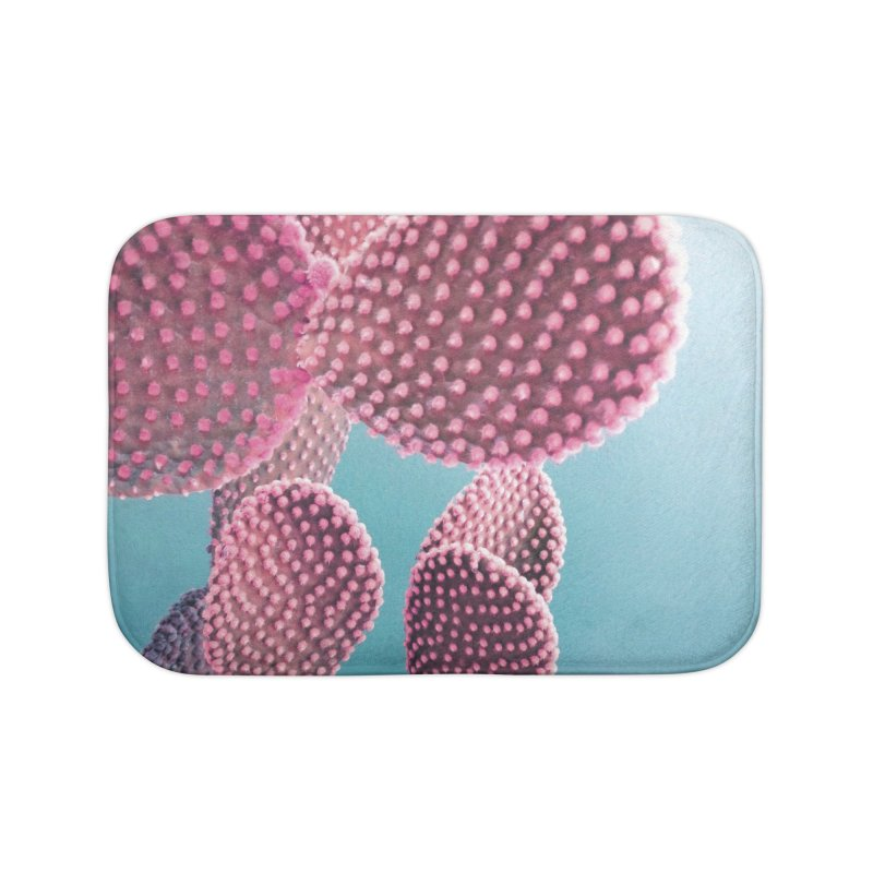 Candy Cactus Home Bath Mat by cafelab
