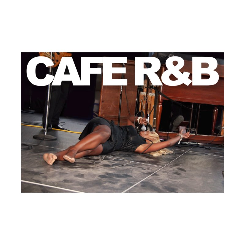 CAFE R&B Roach on the floor by CAFE R&B