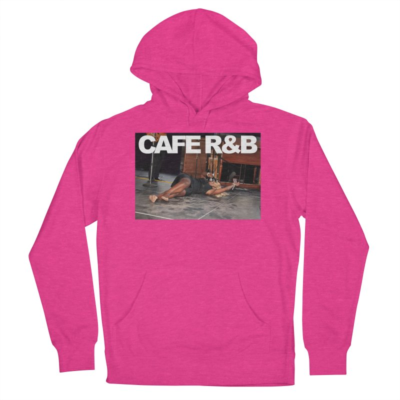 CAFE R&B Roach on the floor Women's French Terry Pullover Hoody by CAFE R&B