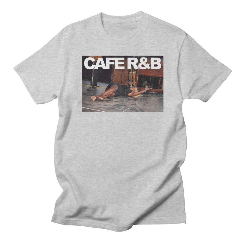 CAFE R&B Roach on the floor Men's Regular T-Shirt by CAFE R&B