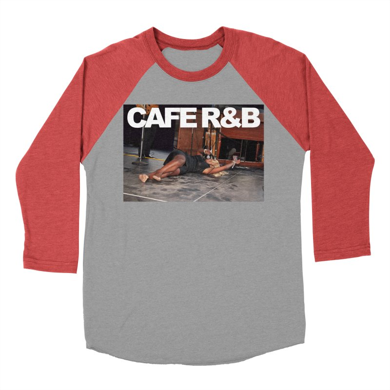 CAFE R&B Roach on the floor Women's Baseball Triblend Longsleeve T-Shirt by CAFE R&B