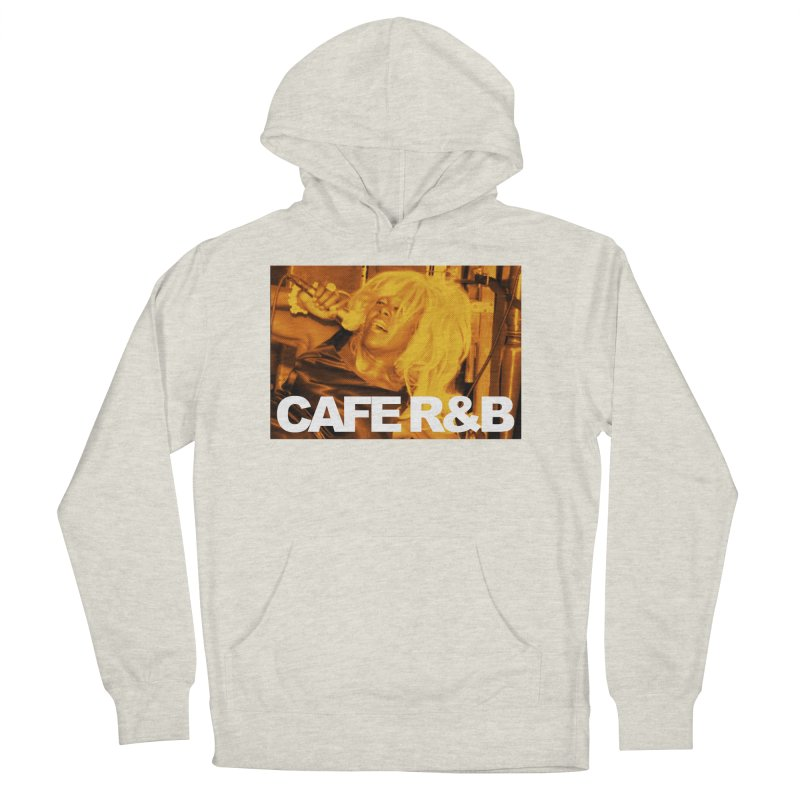Cafe R&B Roach Rising Women's French Terry Pullover Hoody by CAFE R&B