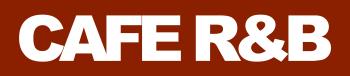 CAFE R&B Logo