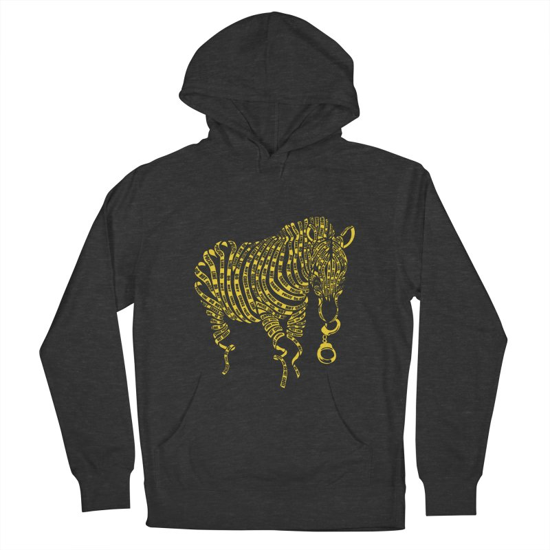 Nature Of Crime Women's Pullover Hoody by caffeinart's Artist Shop