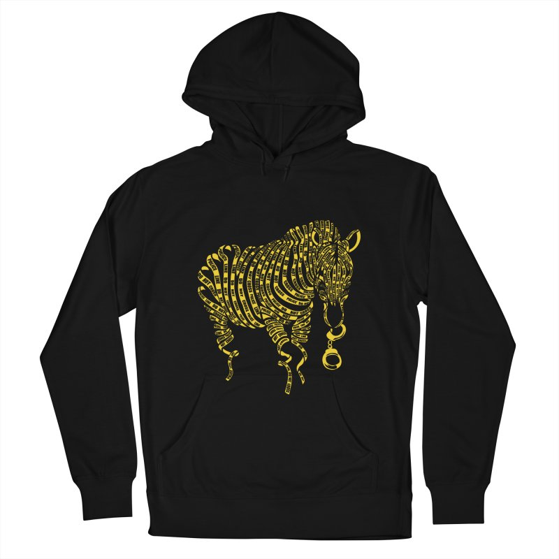 Nature Of Crime Men's Pullover Hoody by caffeinart's Artist Shop