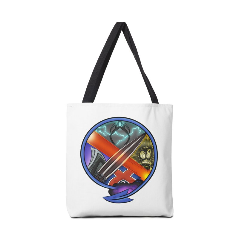 X is for Podcast: An Uncanny X-Men Experience Accessories Tote Bag Bag by The CageClub Podcast Network Shop