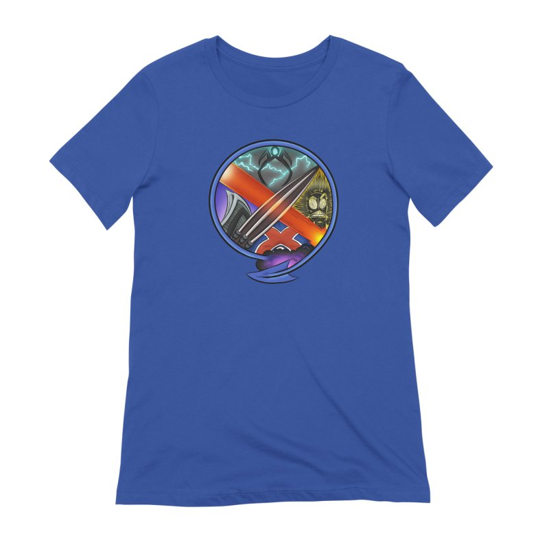 X is for Podcast: An Uncanny X-Men Experience Women's Extra Soft T-Shirt by The CageClub Podcast Network Shop