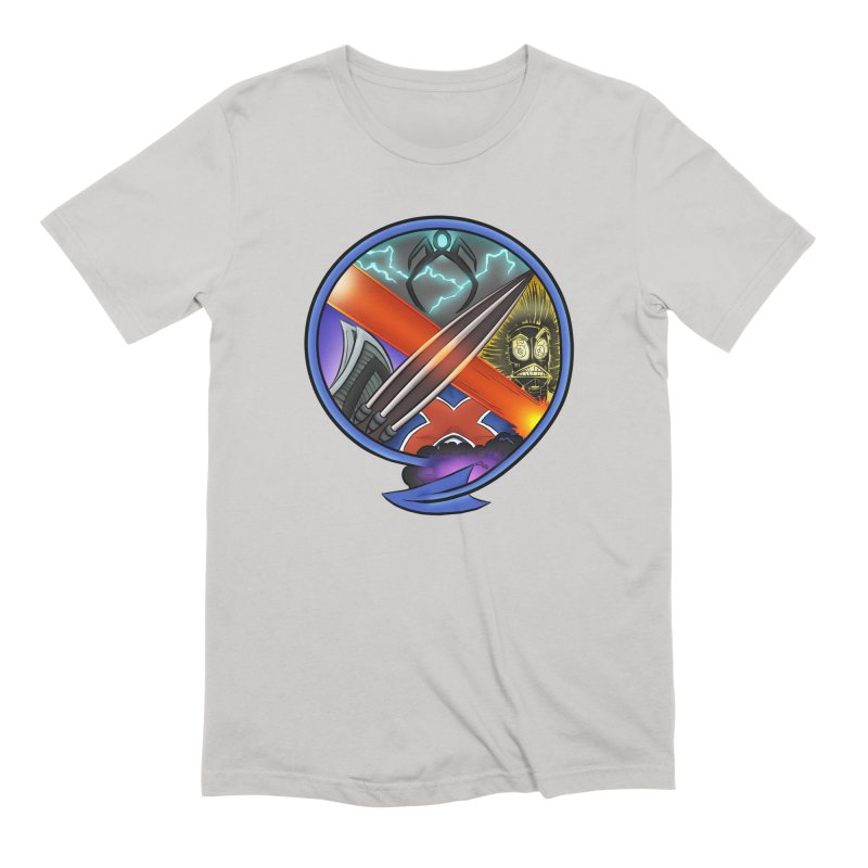 X is for Podcast: An Uncanny X-Men Experience Men's Extra Soft T-Shirt by The CageClub Podcast Network Shop