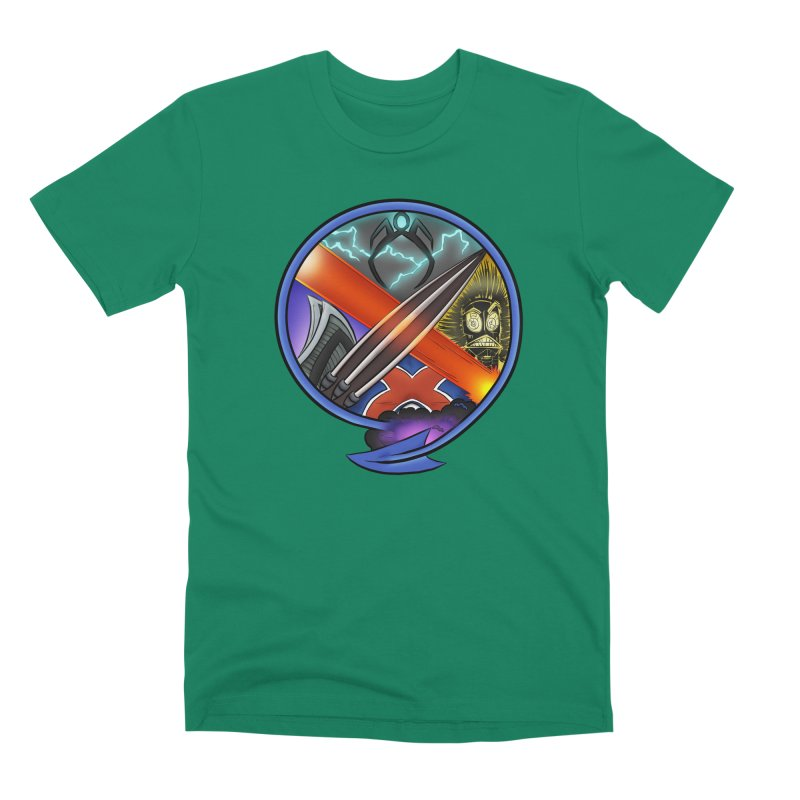 X is for Podcast: An Uncanny X-Men Experience Men's Premium T-Shirt by The CageClub Podcast Network Shop