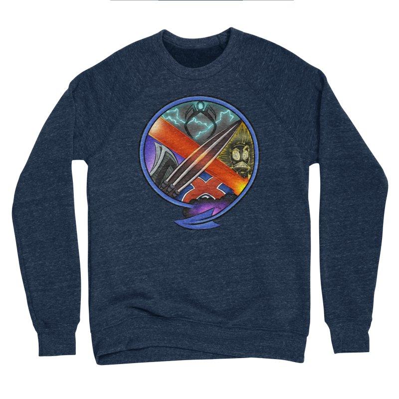 X is for Podcast: An Uncanny X-Men Experience Women's Sponge Fleece Sweatshirt by The CageClub Podcast Network Shop