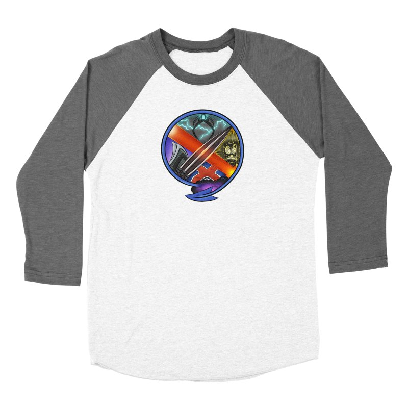 X is for Podcast: An Uncanny X-Men Experience Women's Longsleeve T-Shirt by The CageClub Podcast Network Shop