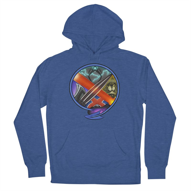 X is for Podcast: An Uncanny X-Men Experience Women's French Terry Pullover Hoody by The CageClub Podcast Network Shop