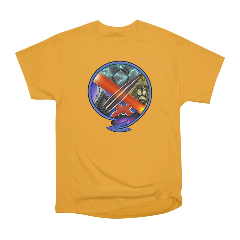 X is for Podcast: An Uncanny X-Men Experience Men's Heavyweight T-Shirt by The CageClub Podcast Network Shop