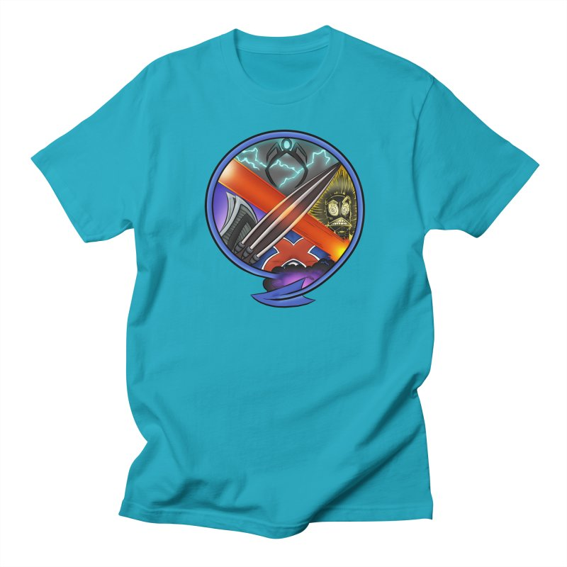 X is for Podcast: An Uncanny X-Men Experience Men's T-Shirt by The CageClub Podcast Network Shop