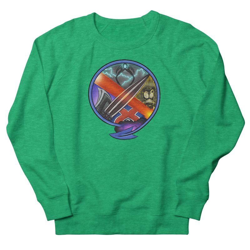 X is for Podcast: An Uncanny X-Men Experience Women's Sweatshirt by The CageClub Podcast Network Shop