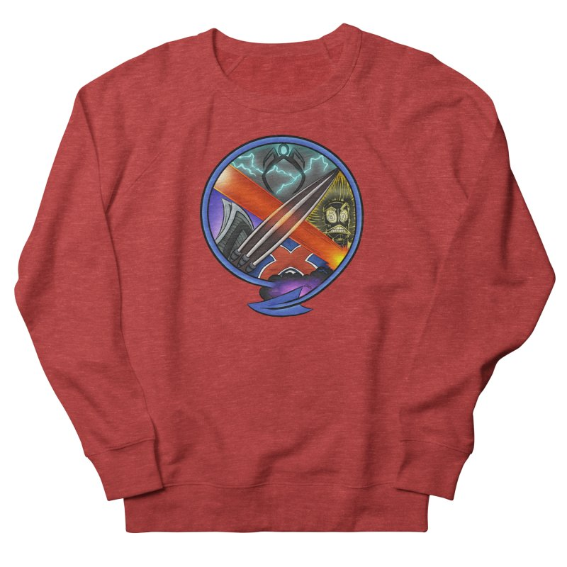 X is for Podcast: An Uncanny X-Men Experience Women's French Terry Sweatshirt by The CageClub Podcast Network Shop