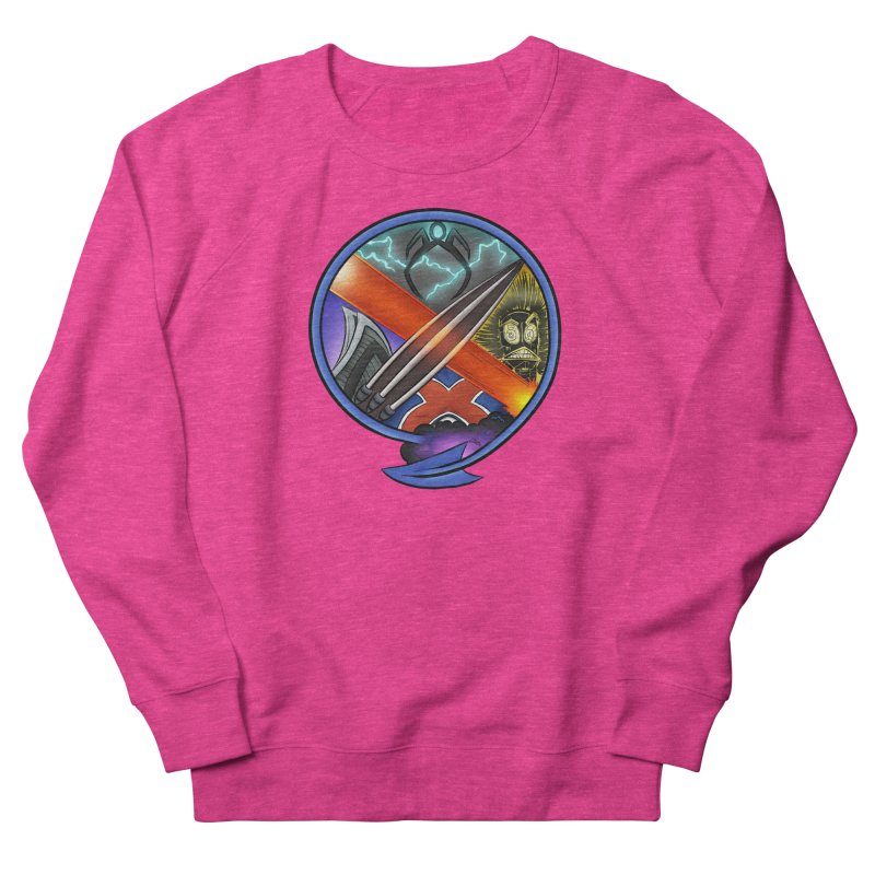 X is for Podcast: An Uncanny X-Men Experience Men's French Terry Sweatshirt by The CageClub Podcast Network Shop