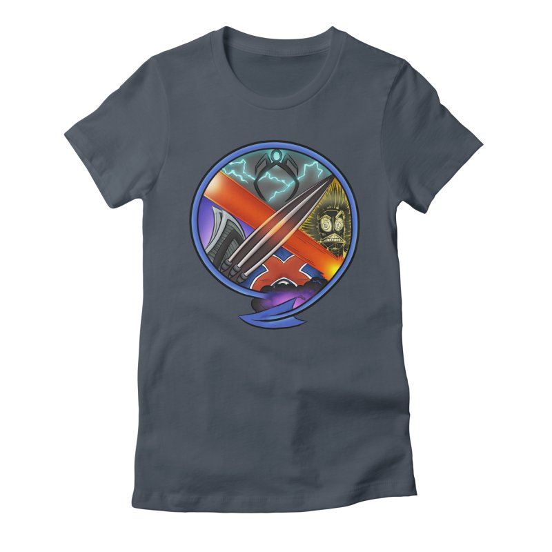 X is for Podcast: An Uncanny X-Men Experience Women's T-Shirt by The CageClub Podcast Network Shop