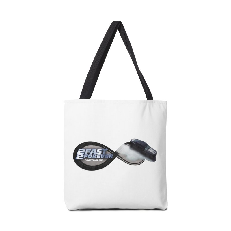 2 Fast 2 Forever: The Fast and the Furious Podcast Accessories Tote Bag Bag by The CageClub Podcast Network Shop