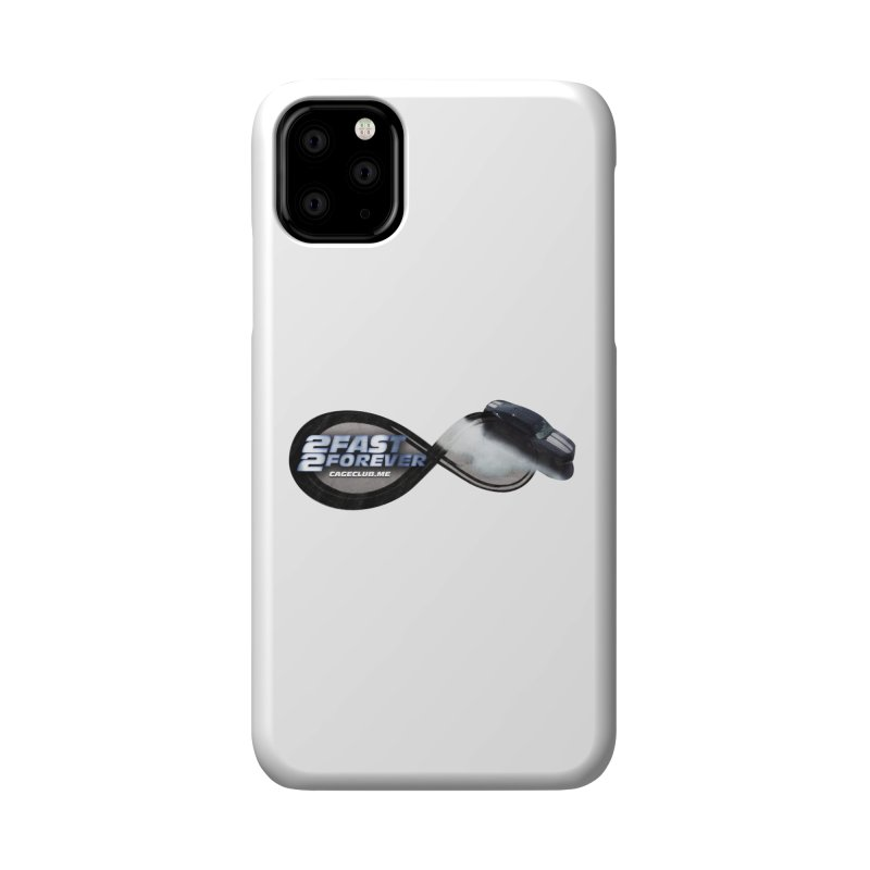 2 Fast 2 Forever: The Fast and the Furious Podcast Accessories Phone Case by The CageClub Podcast Network Shop