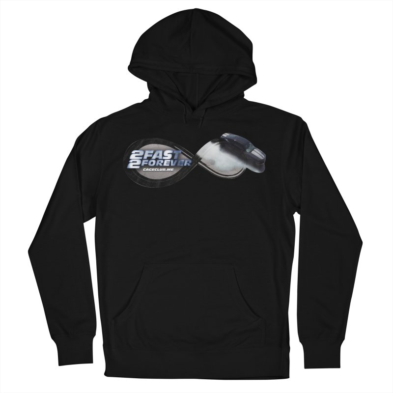 2 Fast 2 Forever: The Fast and the Furious Podcast Women's French Terry Pullover Hoody by The CageClub Podcast Network Shop
