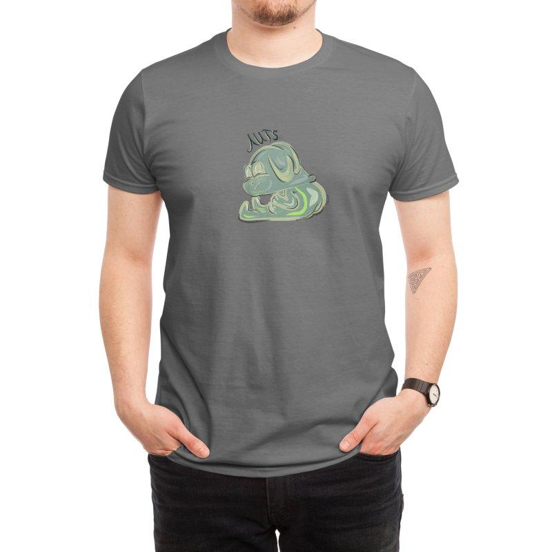 Auts Bunny Men's T-Shirt by Cailee's Artist Shop