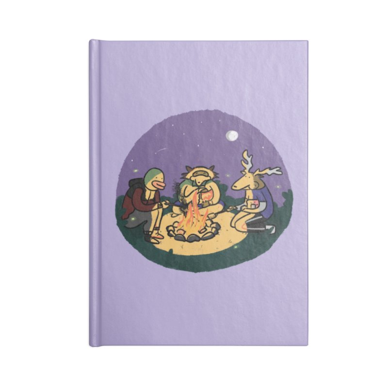 Campfire Accessories Notebook by Cailin's Shop