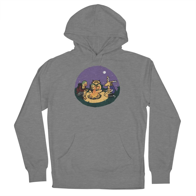 Campfire Women's Pullover Hoody by Cailin's Shop