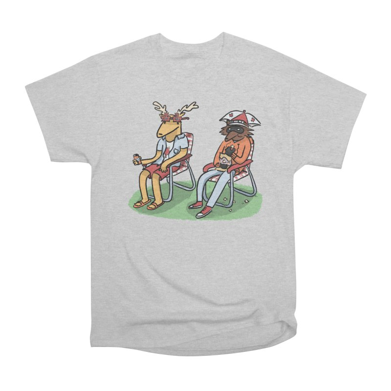 Canada Day Men's T-Shirt by Cailin's Shop